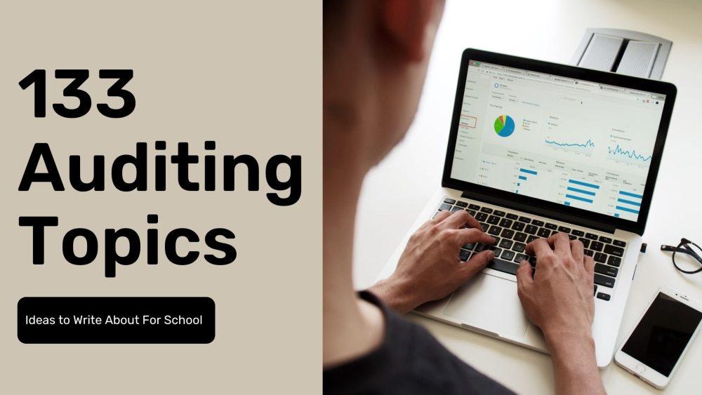 auditing topics