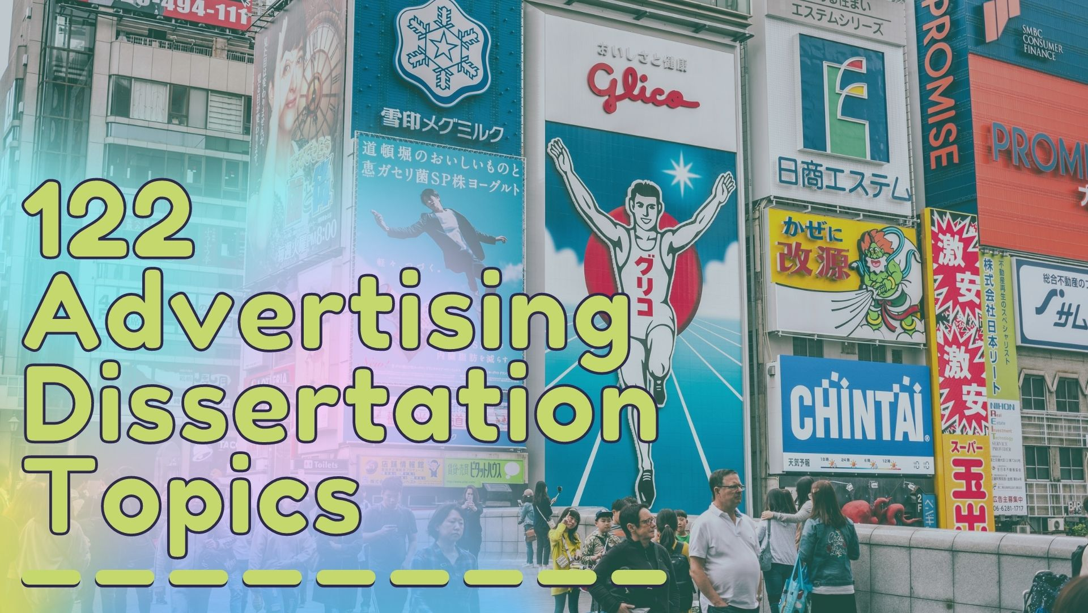 advertising dissertation topics
