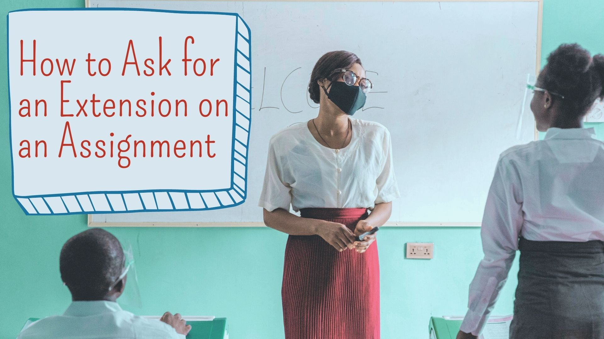 how to ask for an extension on an assignment